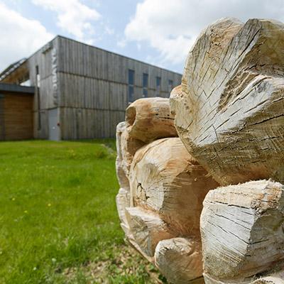 Photo bâtiment Écobatys
