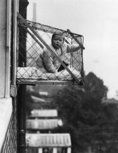 Baby cage 1922 - a right to a place in the sun